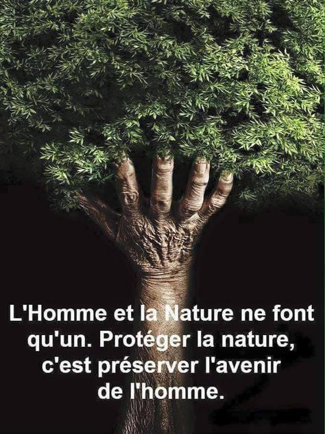 homme nature