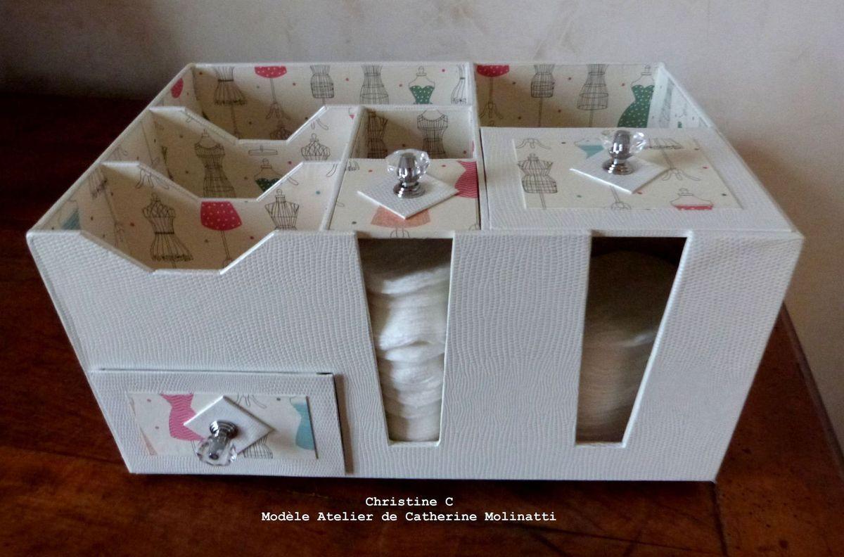 Vos cartonnages à partir des cahiers techniques de l'atelier