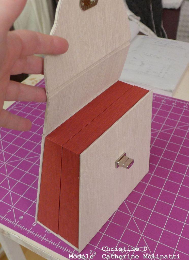 Vos cartonnages d'après les cahiers techniques de l'atelier