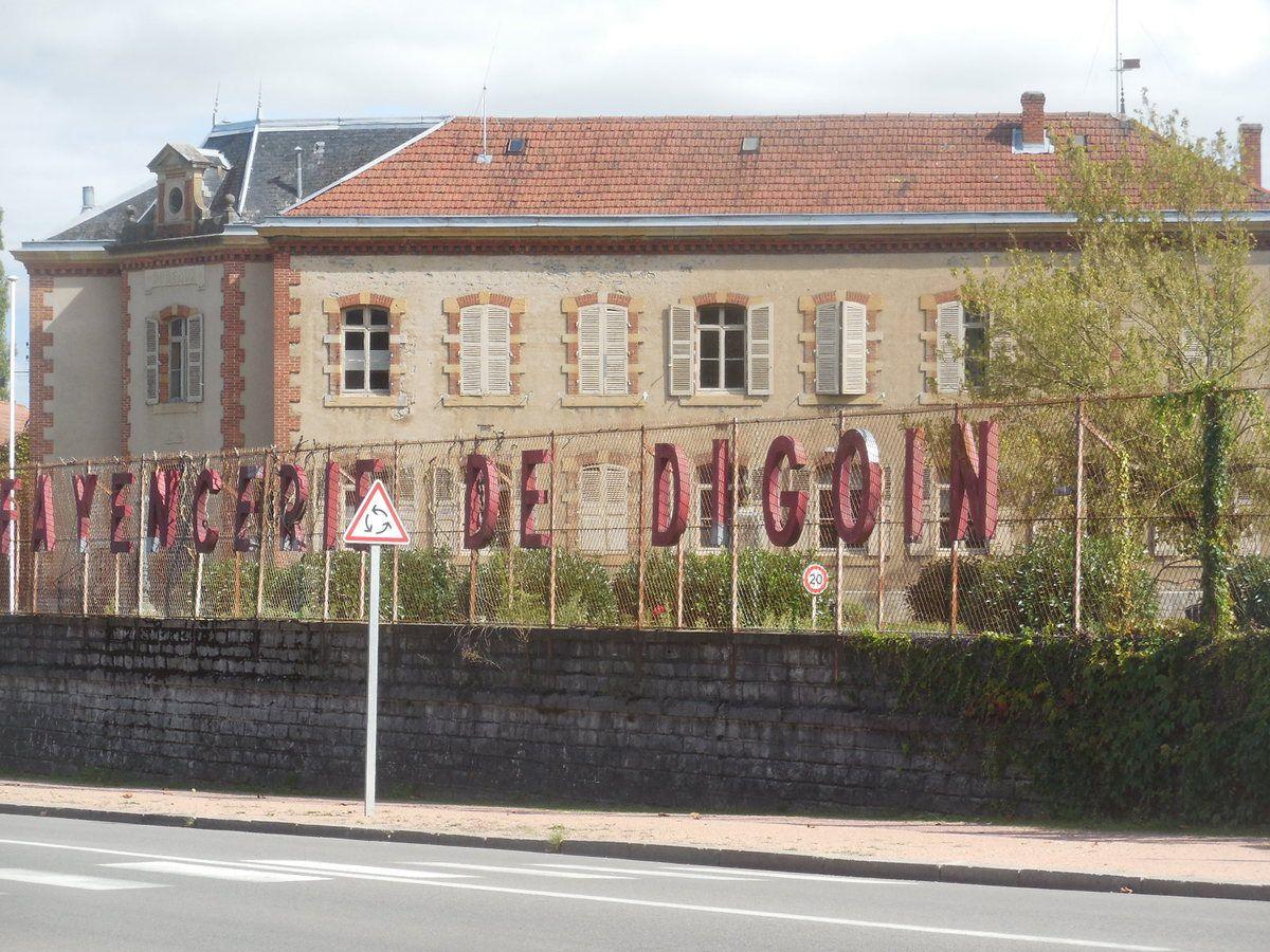 Les bâtiments digoinnais toujours propriété du groupe Dudson Sarreguemines