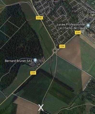 Claye-Souilly: après les inondations de Mauperthuis les habitants veulent connaître l'état du ru Botteret sur la butte d'Aulnaye !