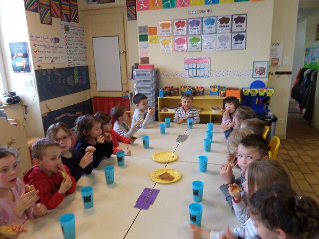 Semaine de l'école maternelle