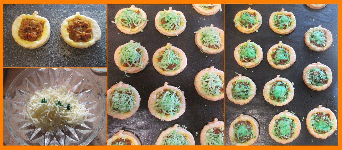 """Halloween: Citrouilles Confites un """"Rien"""" Pourries ..."""