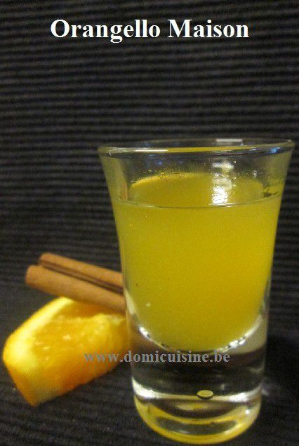 Limoncello ou Orangello, Recette Facile ...