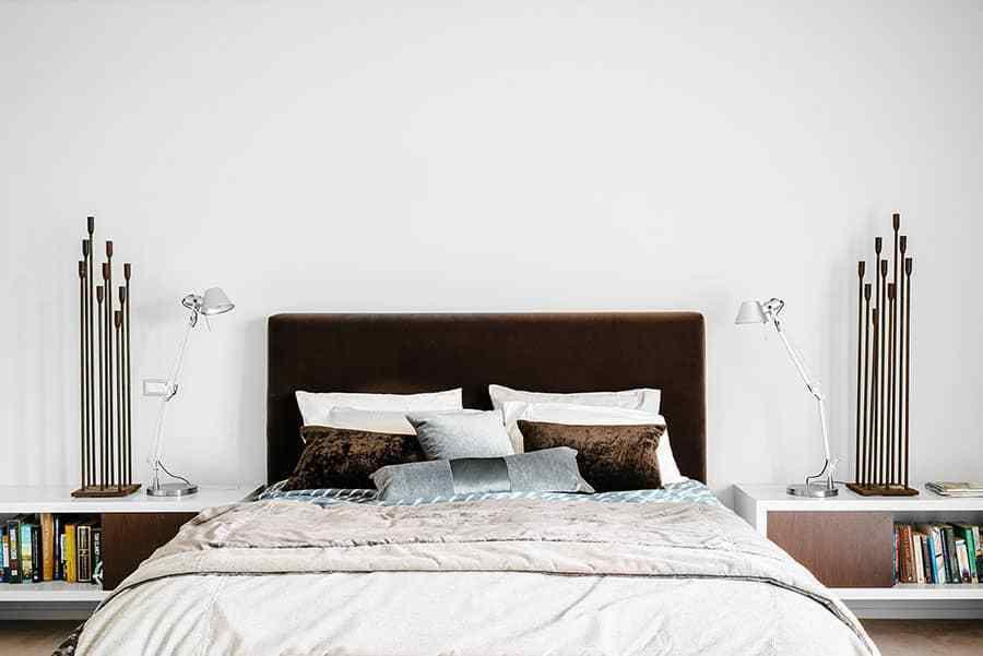 Un intérieur confortable, vintage et spacieux