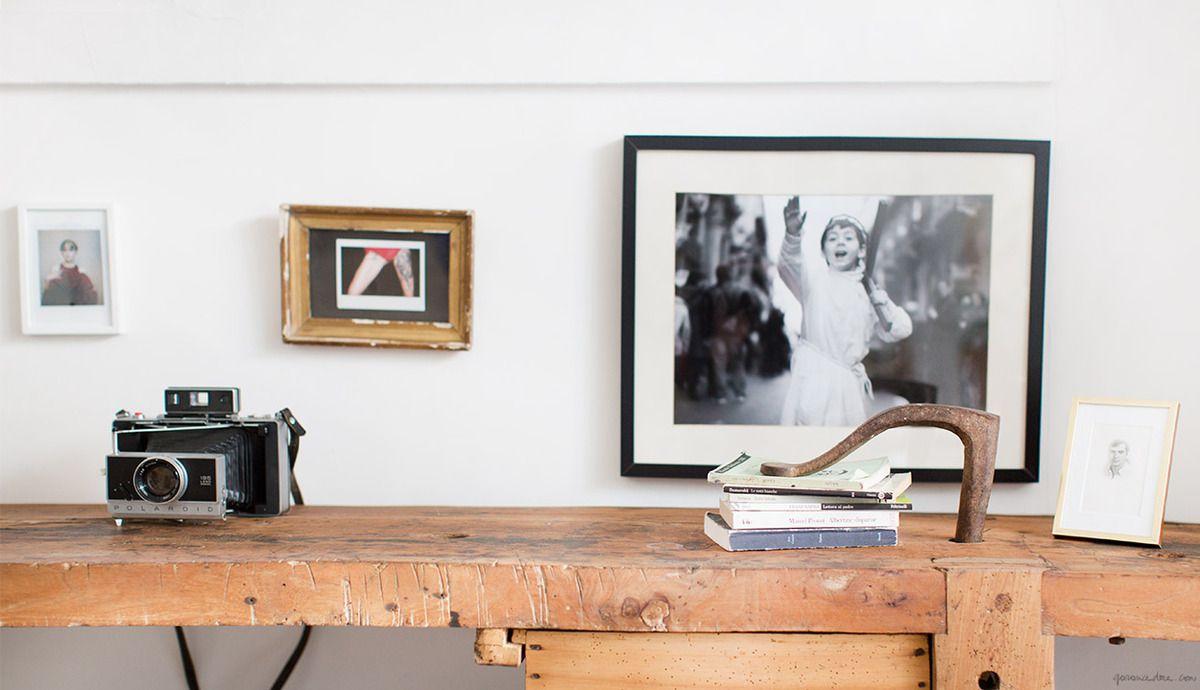 L'appartement parisien d'une photographe poète
