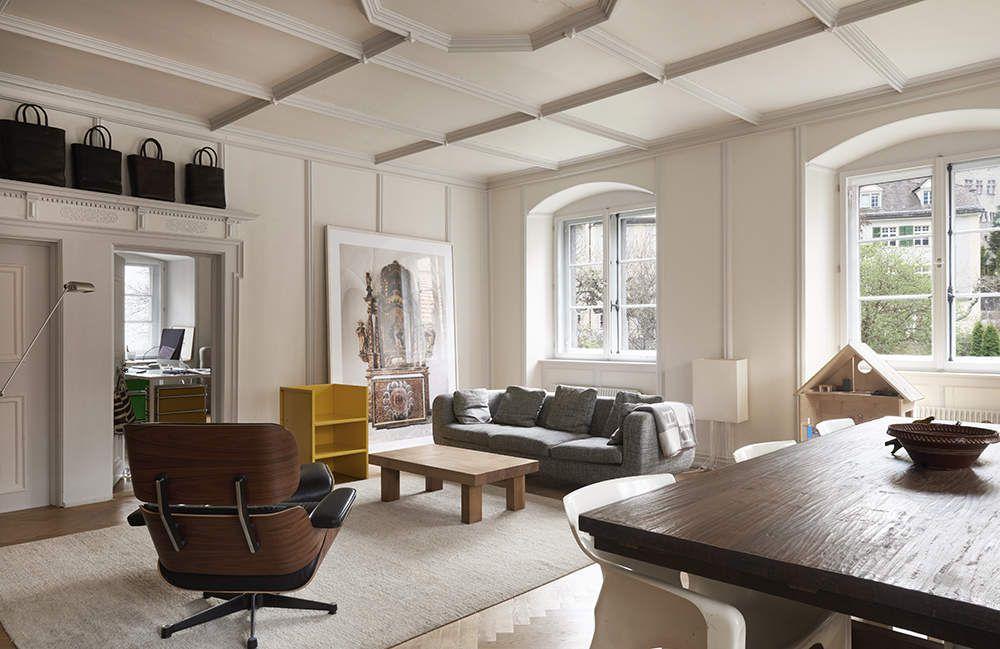 Un appartement familial