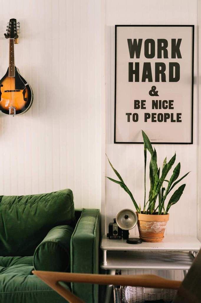 Une maison inspirante