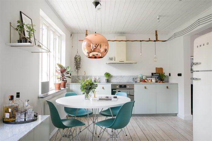 Une petite maison et de beaux détails