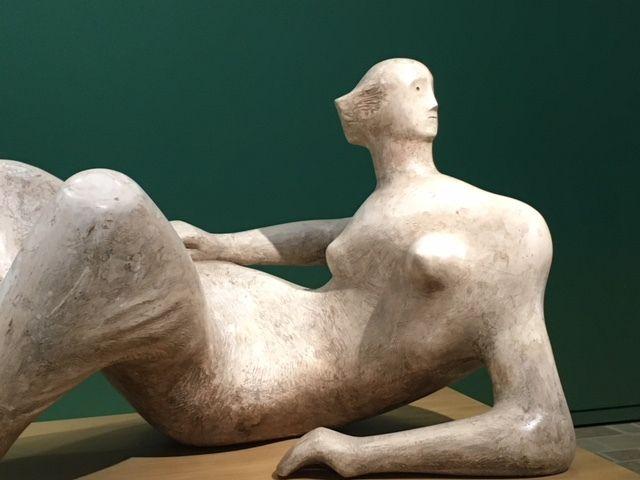 Henry Moore, une expo à voir