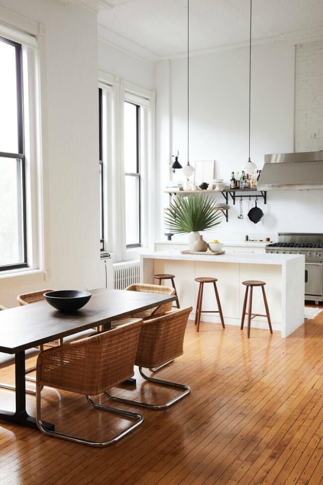 Un appartement spacieux et lumineux
