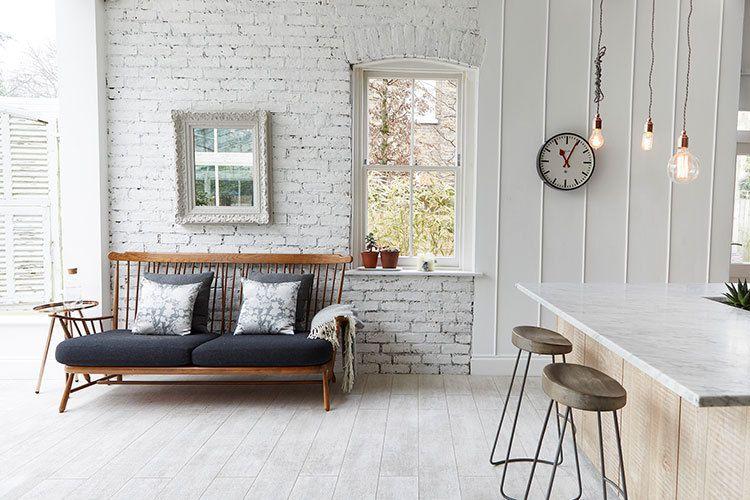 Classique et moderne, une résidence à Londres