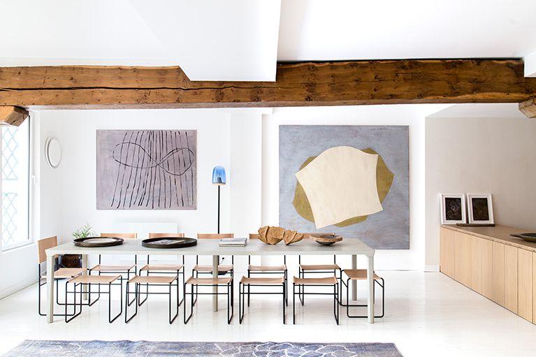 Appartement et galerie d'art