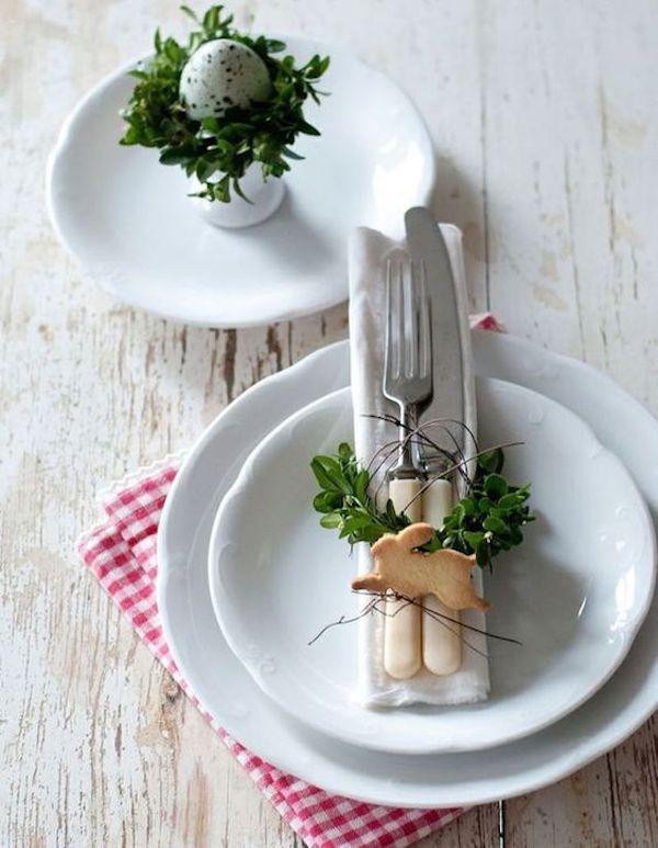 De belles inspirations pour une table de fête printanière...