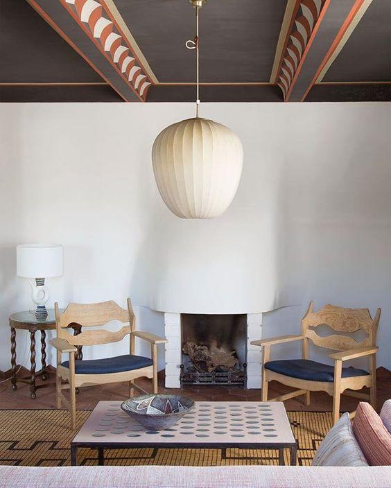 25 inspirations pour un plafond original