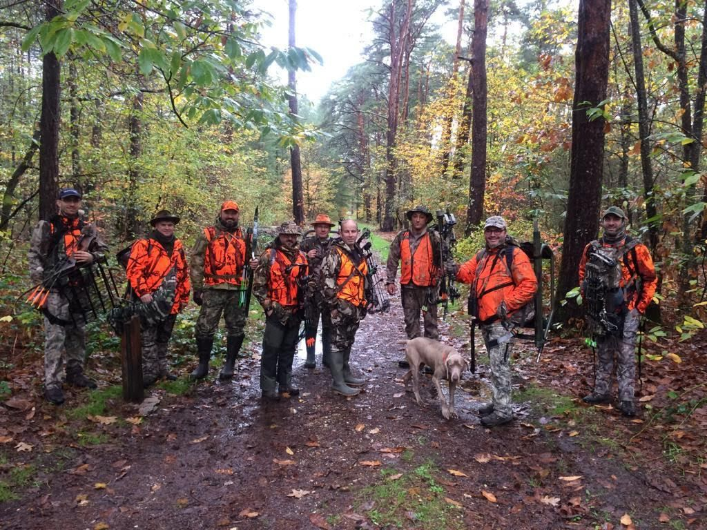 Chasse de St Maurice