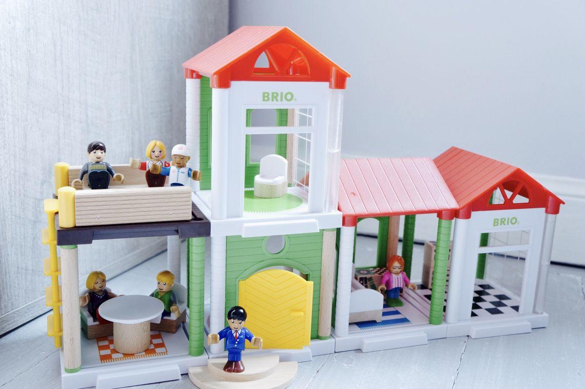 Ma Selec'de Noël : La Maison du Brio Village