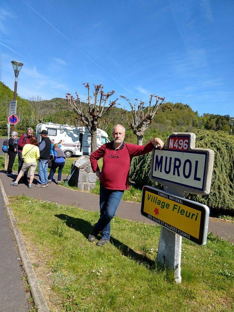 Sortie en Auvergne  -  Le Lac Chambon