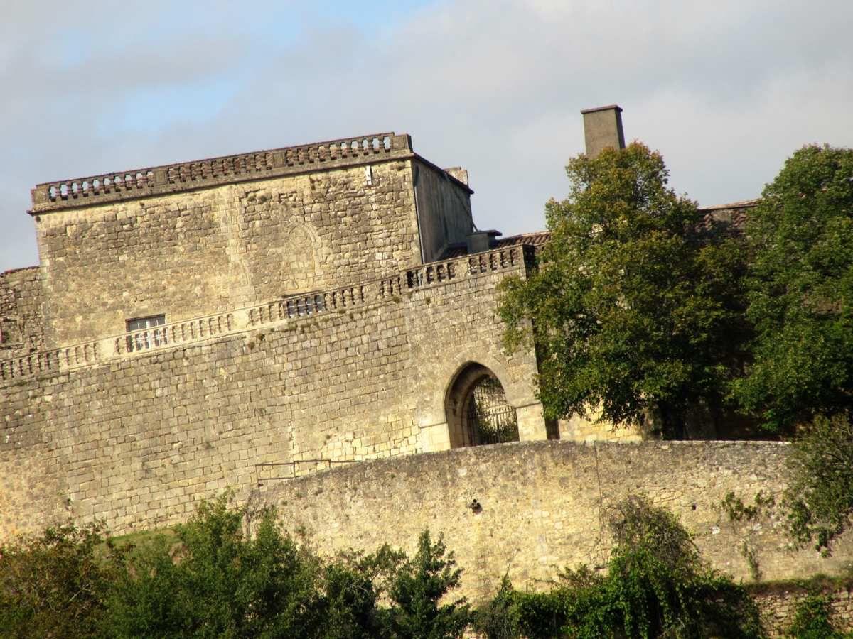 De Saint Loubes  à Saint Quentin de Baron par Saint Pierre de Bat