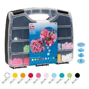 existe aussi en malette  Prym color snaps.
