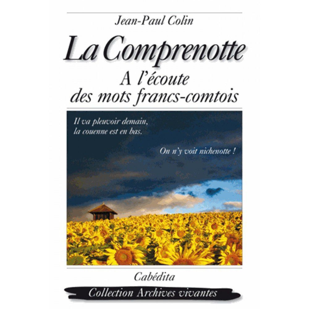 """livres sur le parler """" franc-comtois"""""""