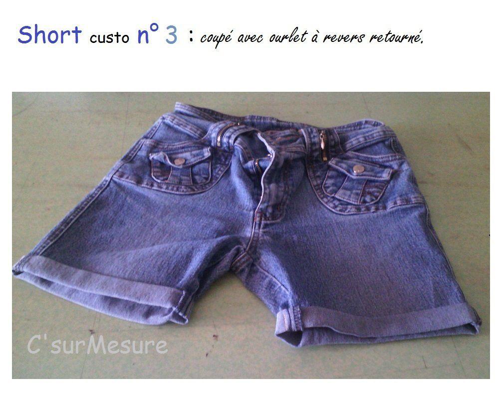 short revers