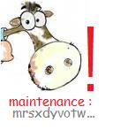 Mon blog en cour de maintenance ! ..., catégories
