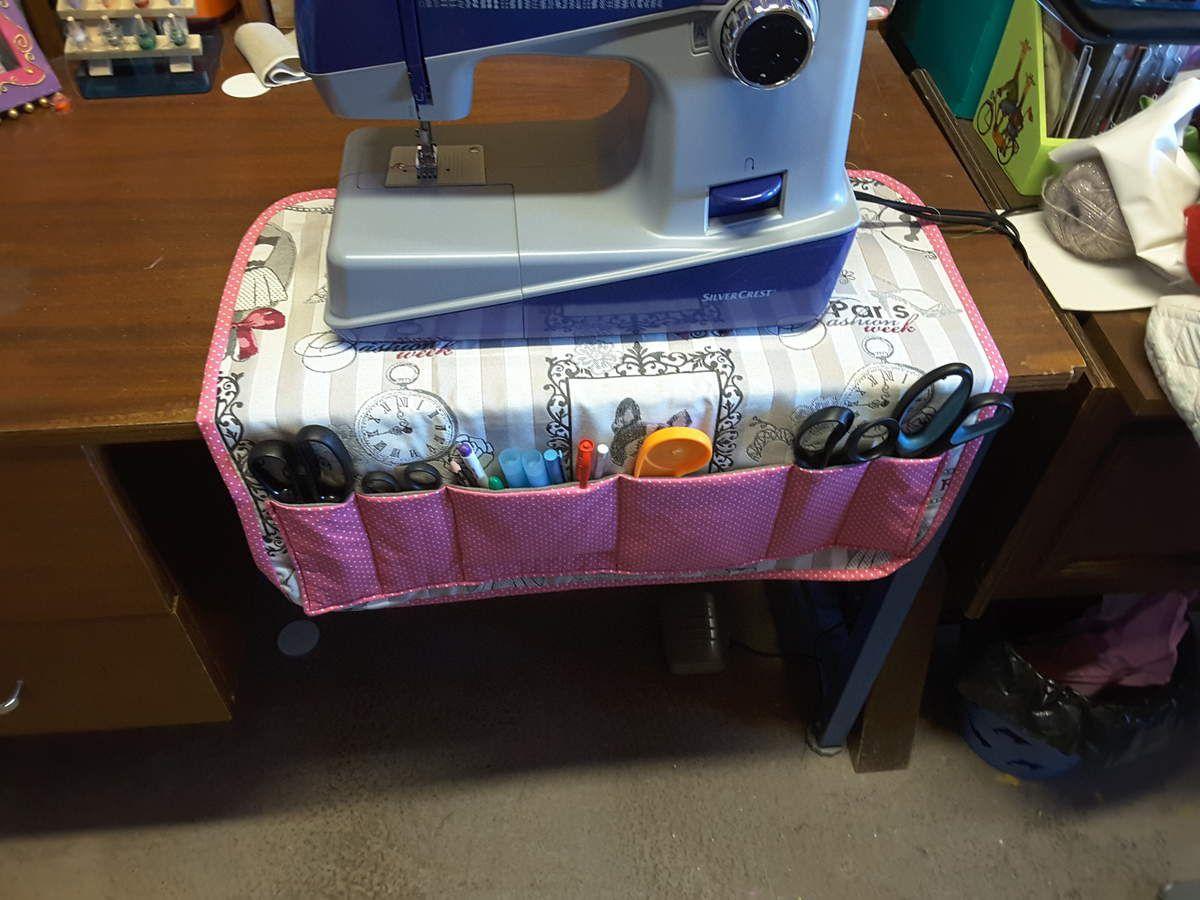 un tapis pour ma machine à coudre