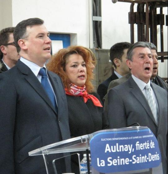 L'UMP et l'UDI unis pour la conquête de la Seine-Saint-Denis en mars 2015