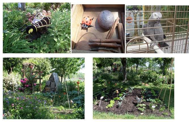 Retour en images sur les serres municipales et les papillons à Aulnay-sous-Bois