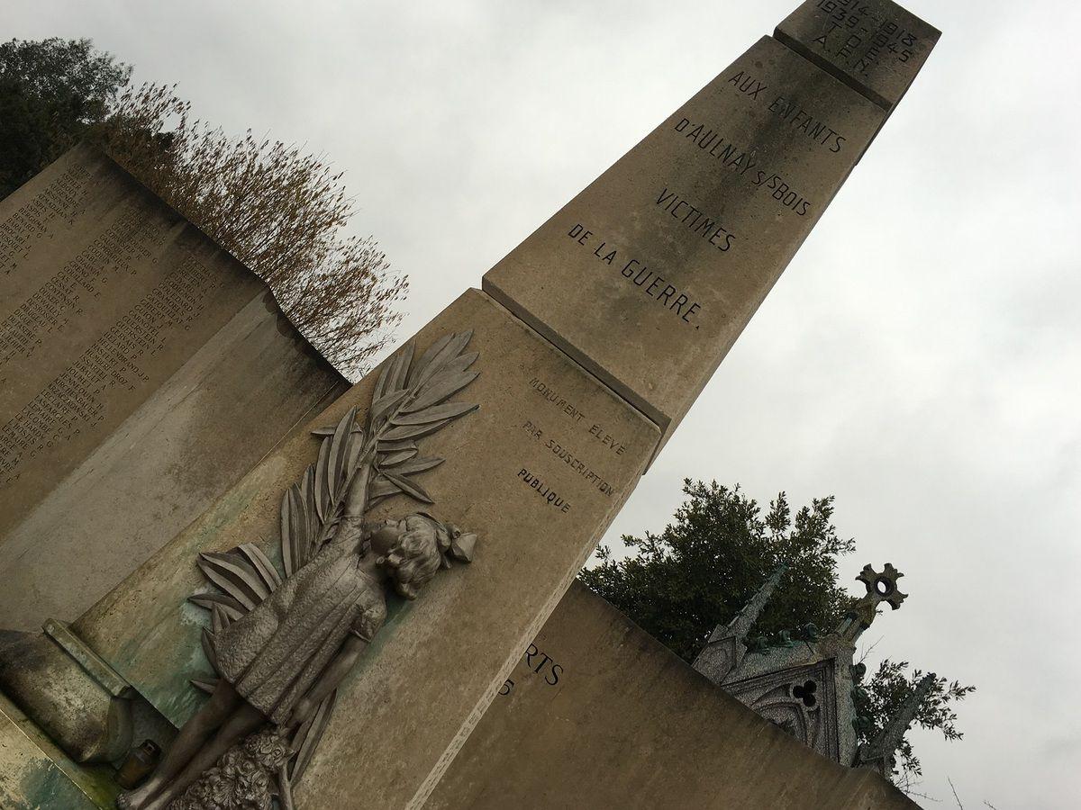 Aulnay-sous-Bois pendant la guerre 14-18 (fin) : 1918, ou quand Aulnay a perdu 10% de sa population masculine