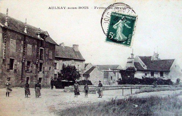 Les fermes de Savigny à Aulnay-sous-Bois