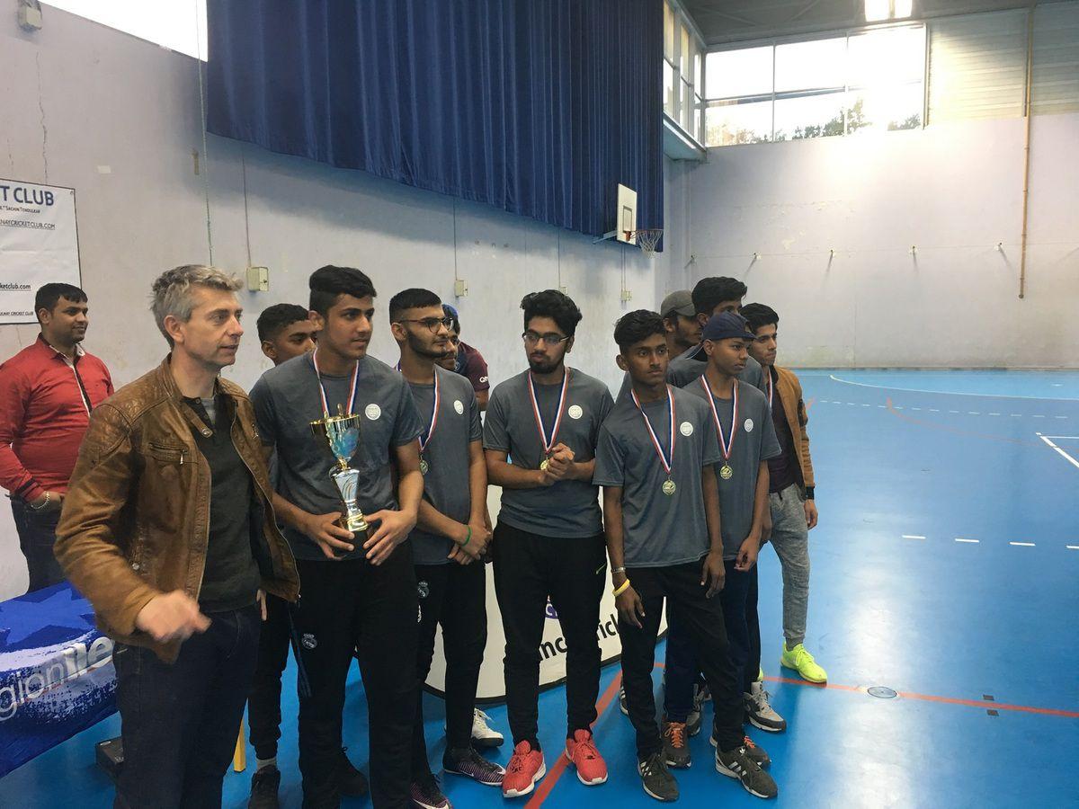 Vidéo. Beau succès du Aulnay Cricket Club pour son 1er tournoi régional !