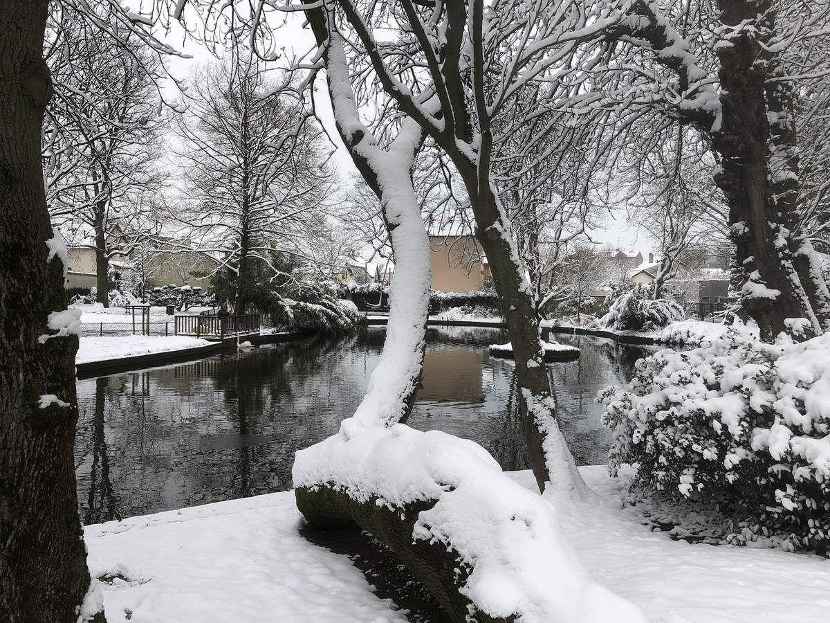 La mobilisation des agents municipaux a permis à Aulnay-sous-Bois de faire face à la neige et au verglas