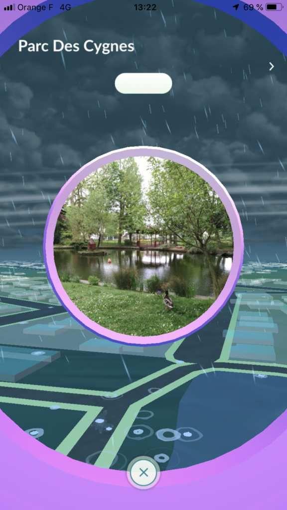 Belle moisson de Héricendre pour le Pokemon Go Community Day à Aulnay-sous-Bois