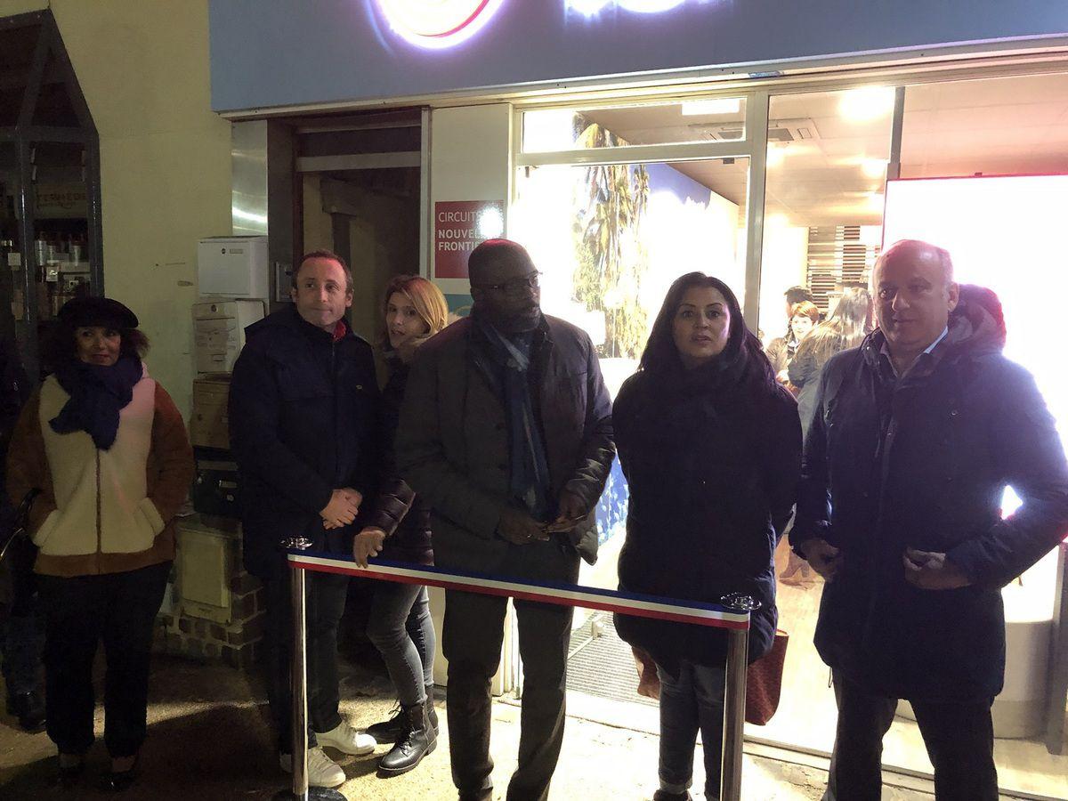 L'agence de voyage TUI ravie de son installation à Aulnay-sous-Bois