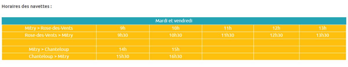 Aulnay-sous-Bois : la navette gratuite pour faire ses courses emmène les habitants de Mitry-Ambourget vers Chanteloup