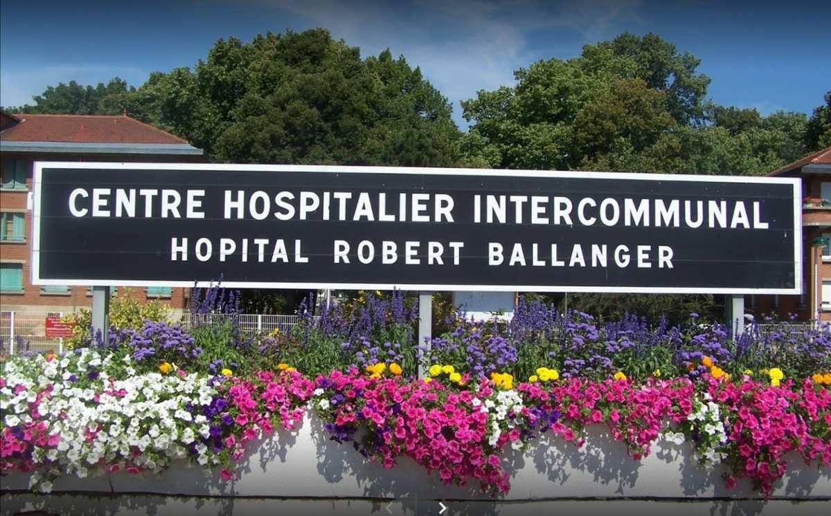 Saturées, les urgences de l'hôpital Ballanger à Aulnay-sous-Bois refusent des patients