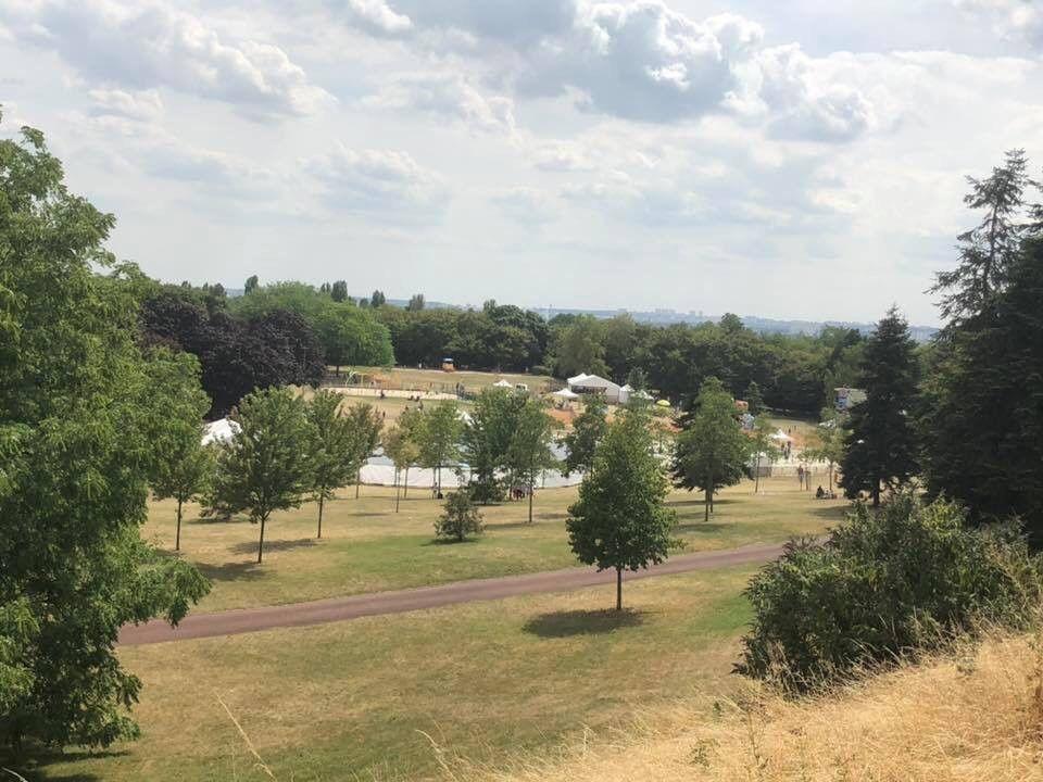 Les activités d'été connaissent un succès fou au parc Ballanger à Aulnay-sous-Bois