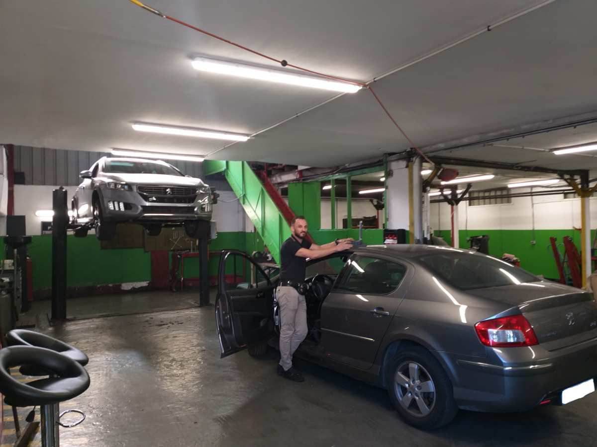 La clinique automobile nouveau garage à Aulnay-sous-Bois !