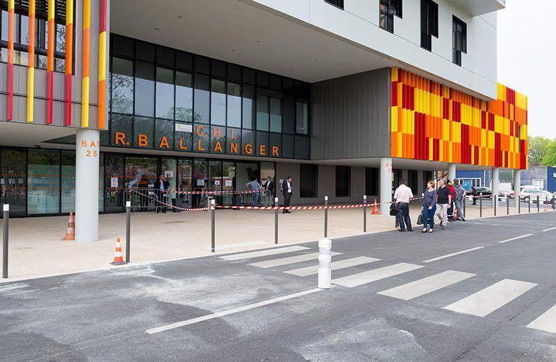 Le succès de la série Hippocrate met en lumière l'hôpital Ballanger à Aulnay-sous-Bois