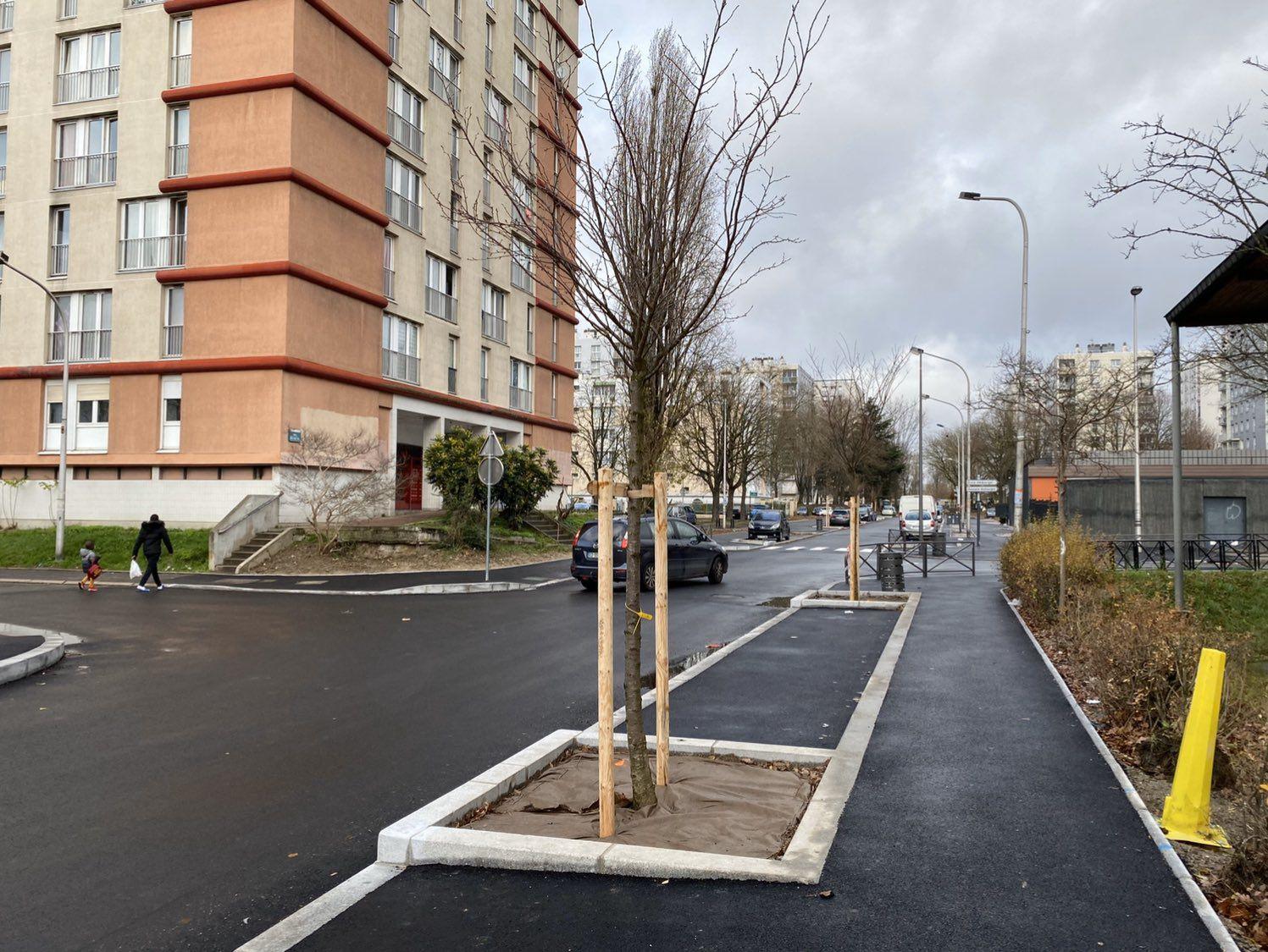 Le nouveau visage du quartier Mitry Ambourget à Aulnay-sous-Bois se dessine