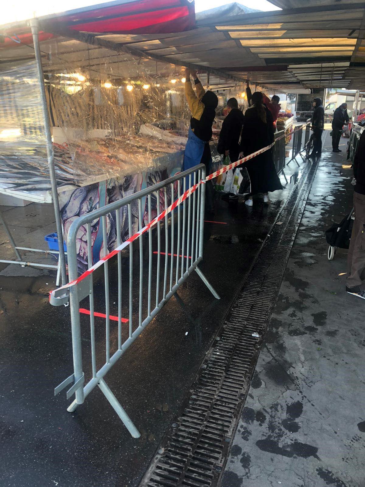 Belle reprise pour le marché des 3000 à Aulnay-sous-Bois !
