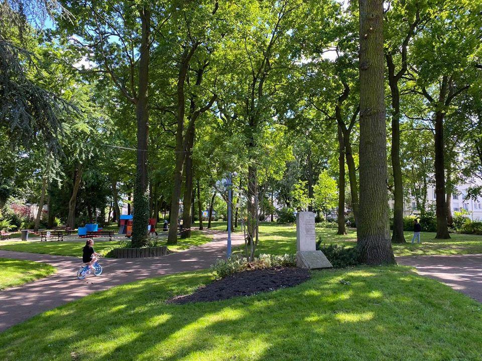En ce lundi de Pentecôte 2020 à Aulnay-sous-Bois profitez des espaces verts !