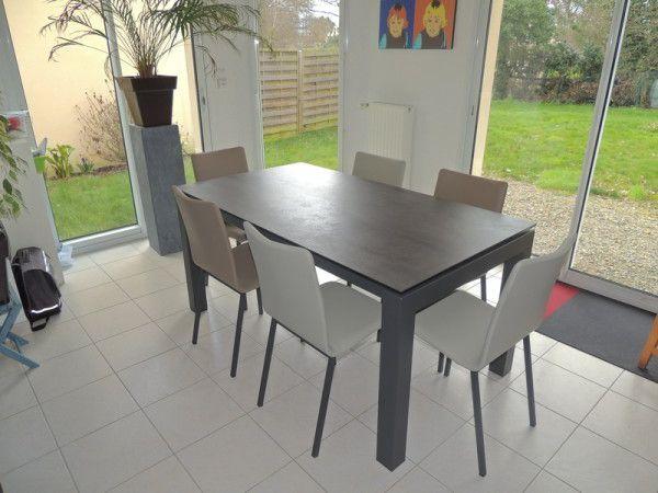 TABLE CERAMIQUE ENIX