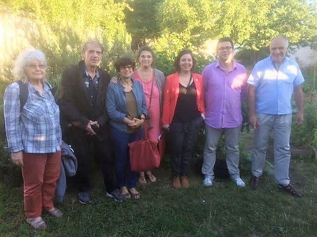 Et une coordination d'associations et de collectifs pour sauver la verdure dans la petite couronne!