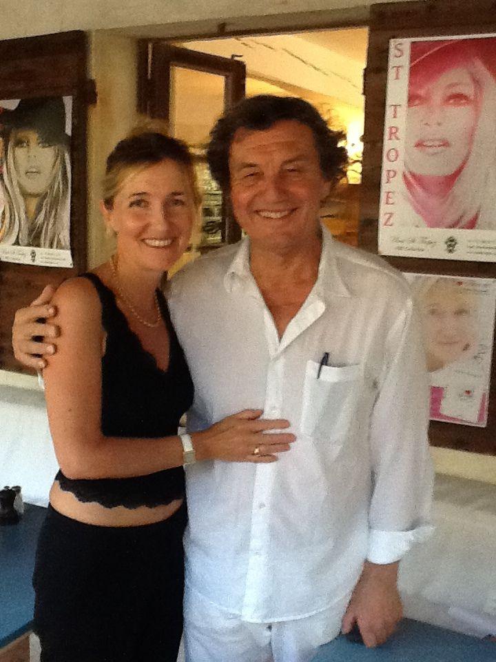 Sylvie Bourgeois Patrice de Colmont