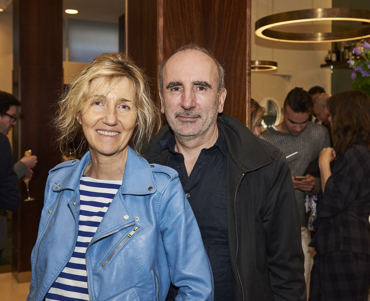 Sylvie Bourgeois Harel - Philippe Harel - Hotel Montalembert - Prix Marie-Claire 2018