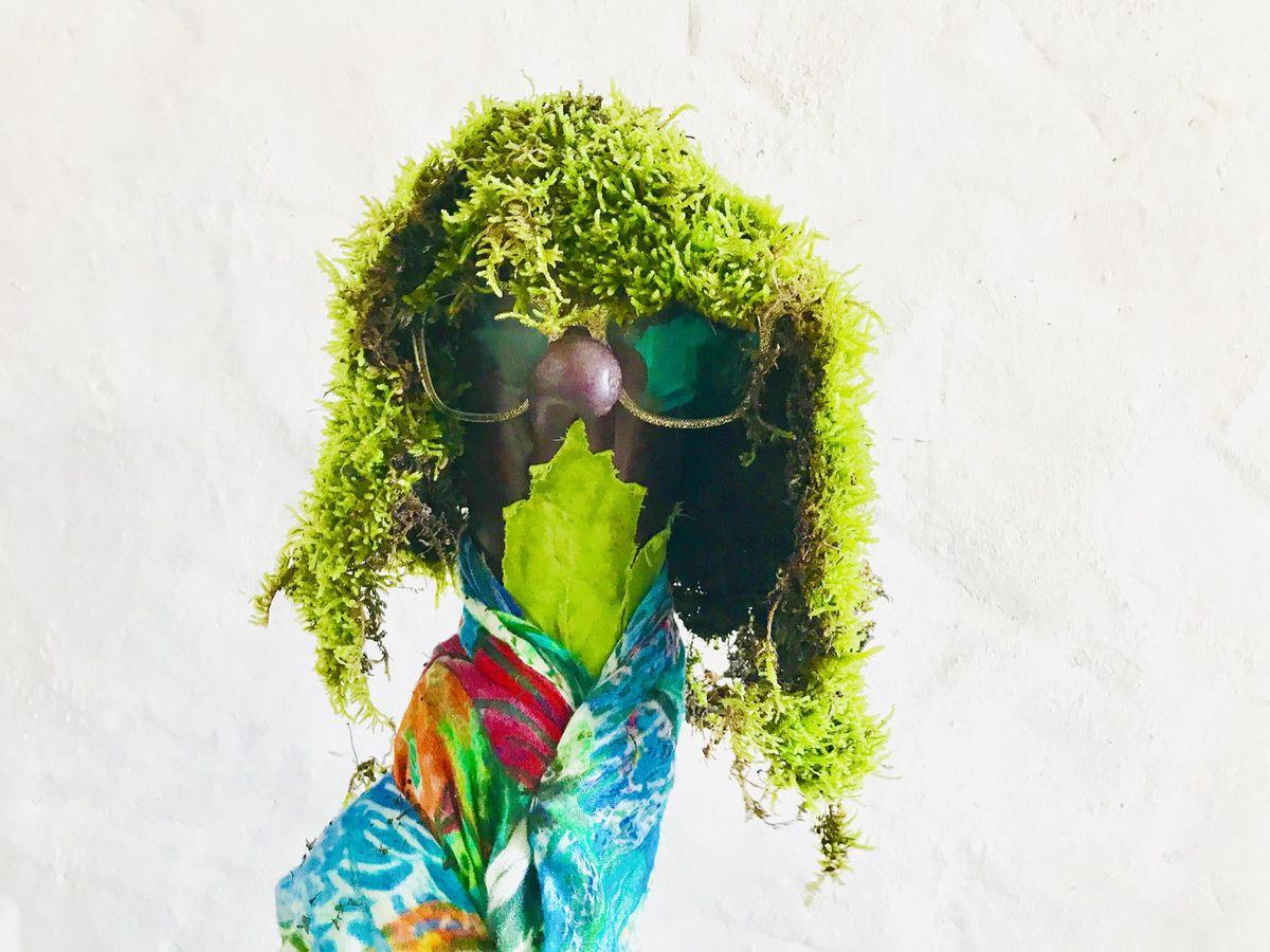 Marcelline l'aubergine sur YouTube et Instagram