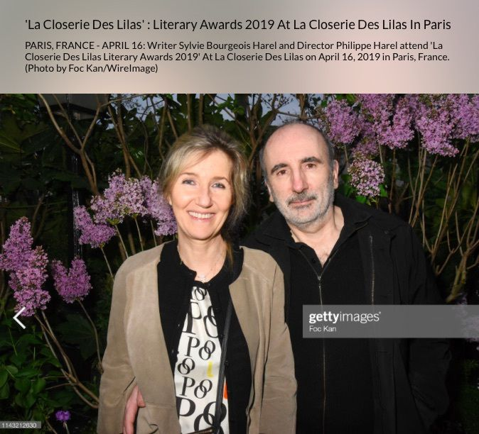 Sylvie Bourgeois Harel - Philippe Harel